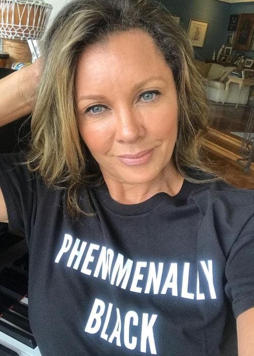 Vanessa L. Williams in an Instagram selfie from June 2020