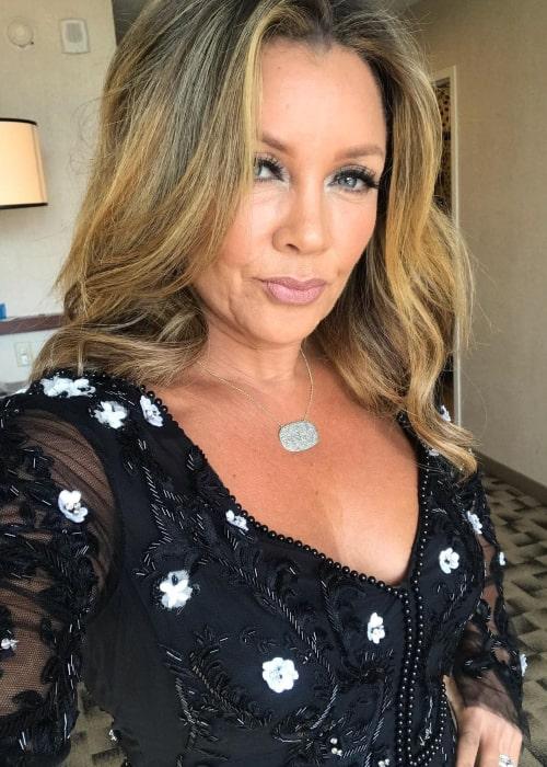 Vanessa L. Williams in an Instagram selfie from October 2019