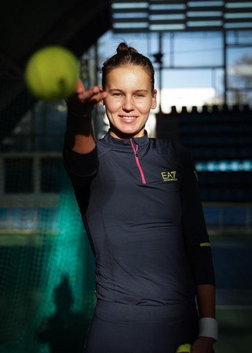 Veronika Kudermetova as seen in an Instagram Post in November 2020