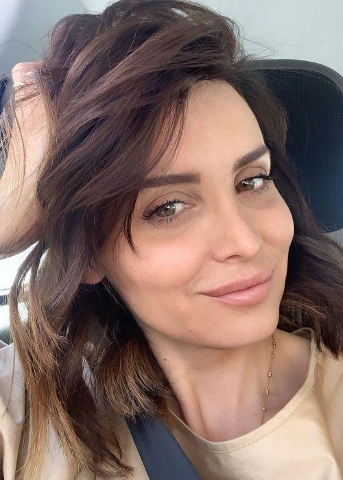 Alessandra Pierelli as seen in 2020