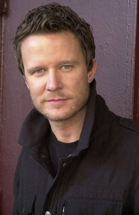 American actor and singer Will Chase