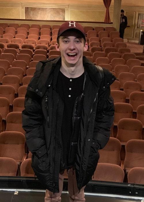 Andrew Barth Feldman as seen in an Instagram Post in September 2019