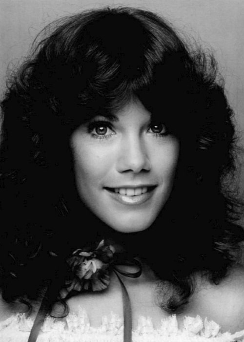 Barbi Benton in 1977