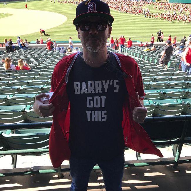 Barry Watson as seen in 2017