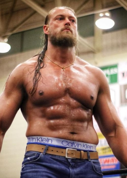 Big Cass as seen in an Instagram Post in March 2021