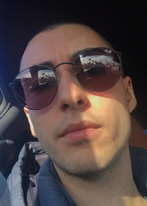 Bionic as seen in a selfie that was taken in January 2021