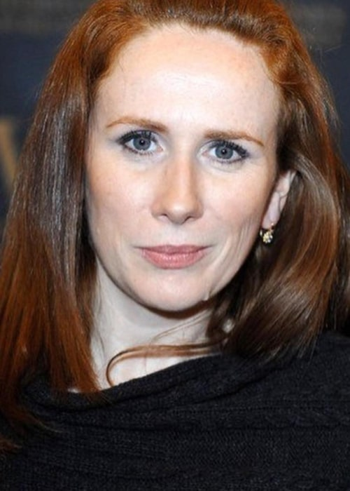 Catherine Tate as seen in an Instagram Post in April 2017