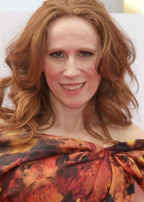 Catherine Tate as seen in an Instagram Post in May 2016