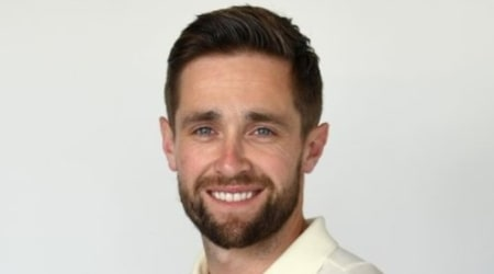 Chris Woakes Height, Weight, Age, Body Statistics