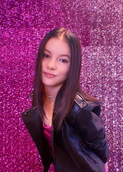 Daneliya Tuleshova as seen in an Instagram Post in September 2020