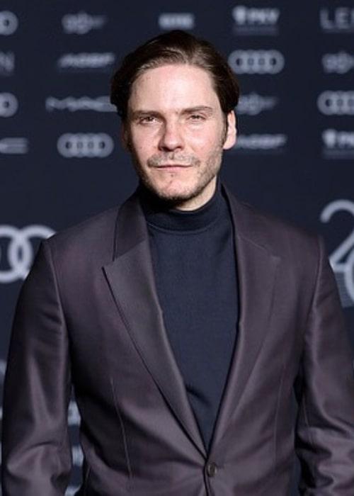Daniel Brühl as seen in an Instagram Post in November 2019