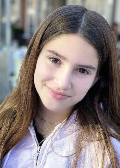 Daniela Marder as seen in a picture that was taken in March 2021