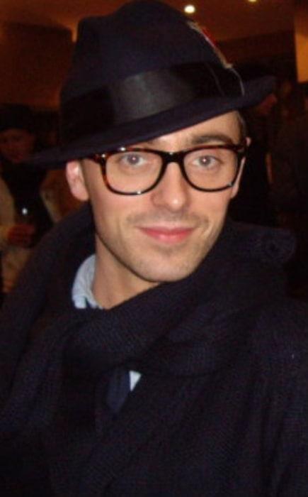 David Dawson as seen in Liverpool in 2009