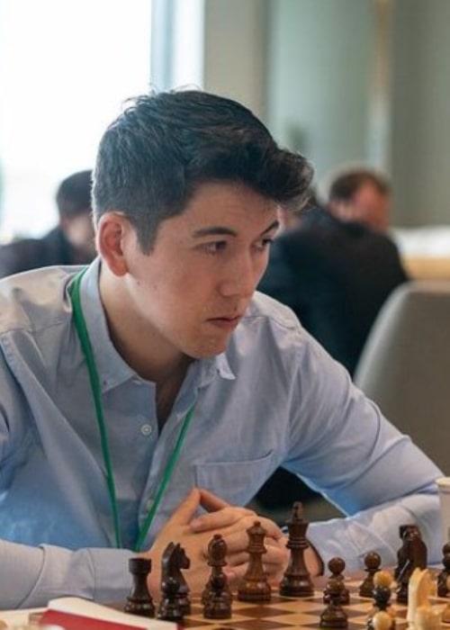 Eric Hansen as seen in an Instagram Post in October 2019