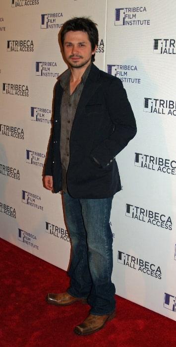 Freddy Rodriguez in April 2007