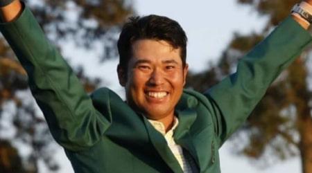 Hideki Matsuyama Height, Weight, Age, Body Statistics