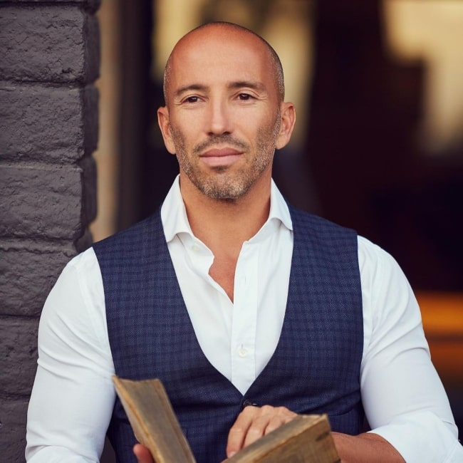 Jason Oppenheim as seen in a picture that was taken in November 2020