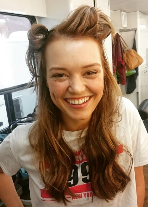 Jessica Sutton in January 2019