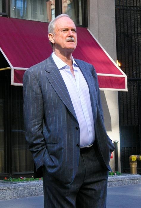 John Cleese in 2008
