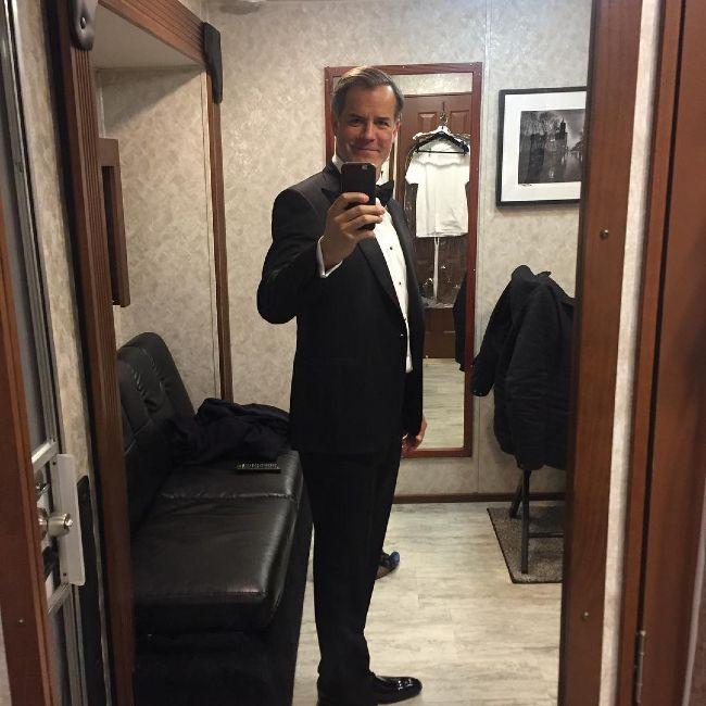 Josh seen in an Instagram selfie in February 2019