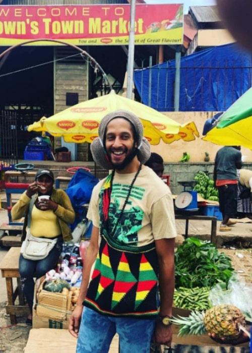 Julian Marley as seen in an Instagram Post in April 2020