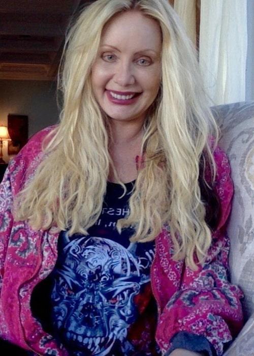 Karen Marie Moning as seen in an Instagram Post in January 2017