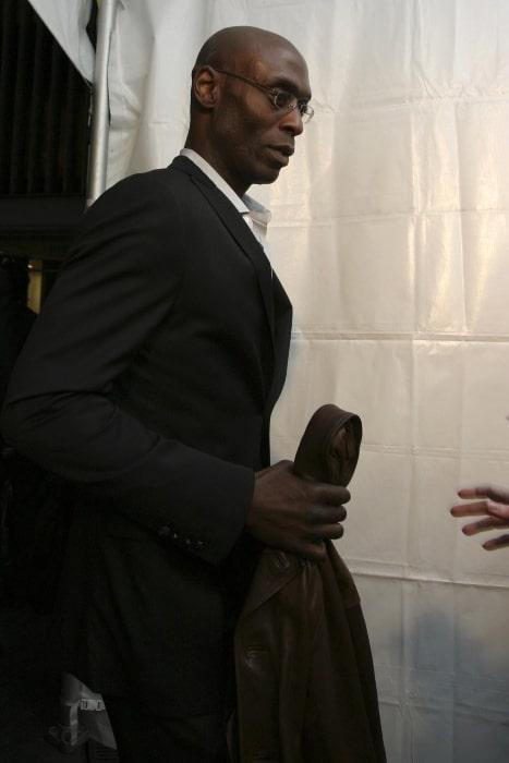 Lance Reddick at Tribeca Film Festival 'Whatever Works' Premiere in 2009
