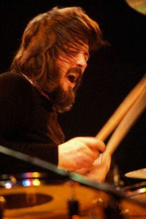 Legendary English musician John Bonham