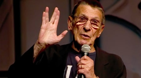 Leonard Nimoy Height, Weight, Age, Facts, Biography