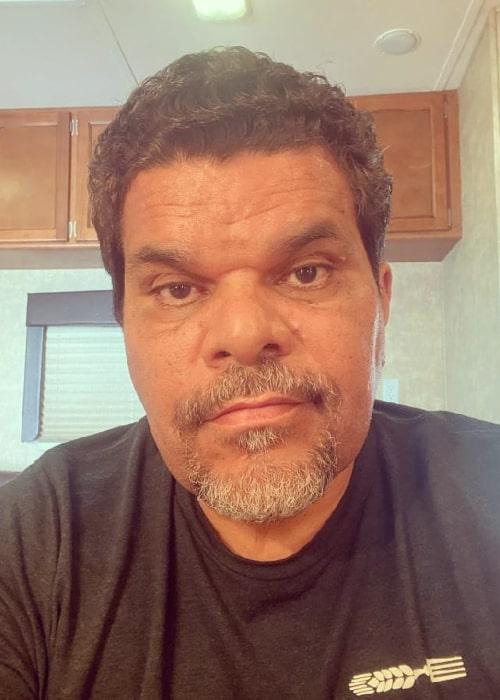Luis Guzmán in an Instagram selfie from October 2020