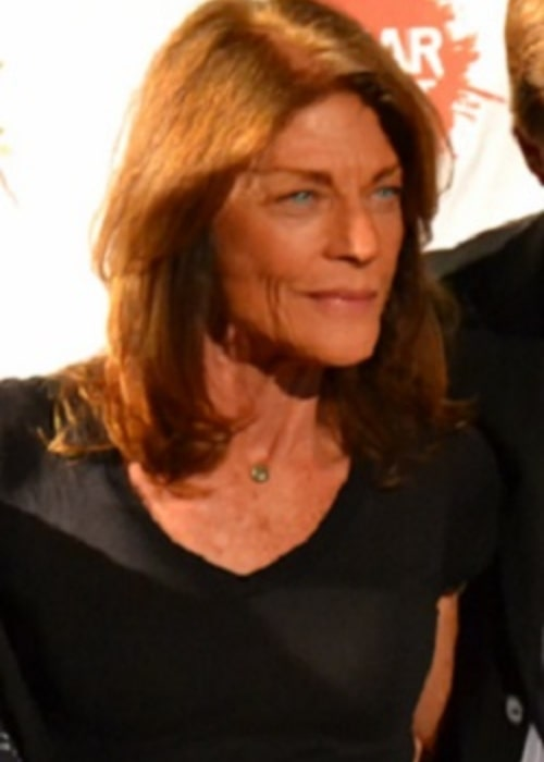 Meg Foster as seen in a picture that was taken at the Phoenix Film Festival 2013, on April 6