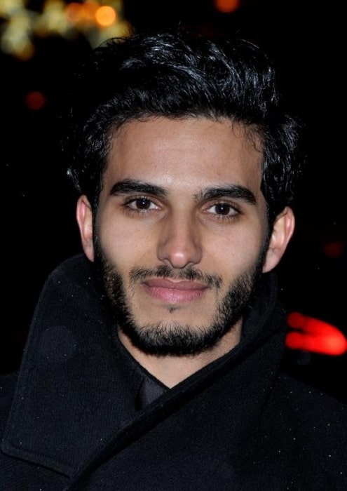 Mehdi Dehbi in 2013