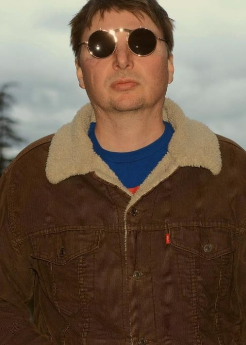 Michael Patrick O'Brien in April 2020
