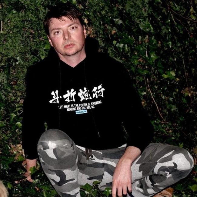 Michael Patrick O'Brien in May 2019