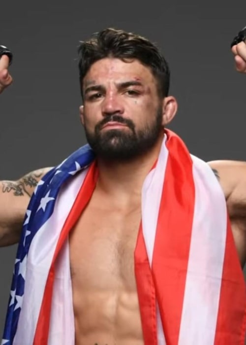 Mike Perry as seen in an Instagram Post in January 2021
