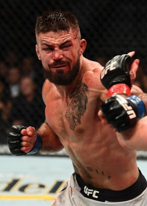 Mike Perry as seen in an Instagram Post in November 2020