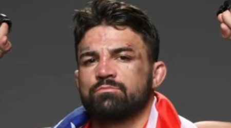 Mike Perry Height, Weight, Age, Body Statistics