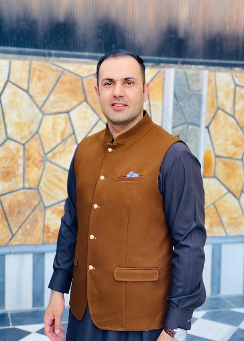 Mohammad Nabi as seen in an Instagram Post in May 2020