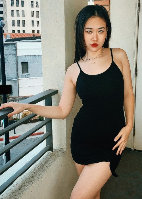 Ramona Young as seen in April 2021