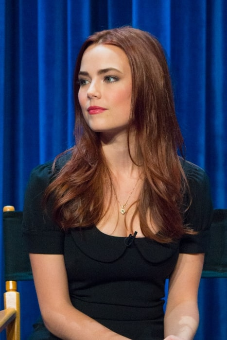 Rebecca Rittenhouse in 2014