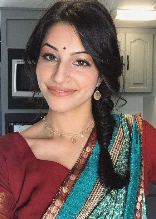 Richa Moorjani as seen in May 2020