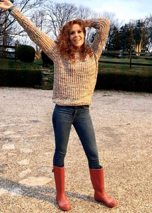 Robyn Lively as seen in an Instagram Post in January 2020