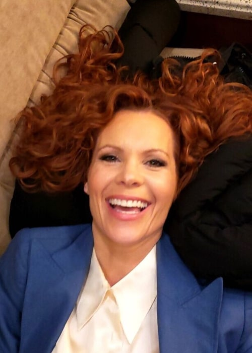 Robyn Lively as seen in an Instagram Post in June 2019