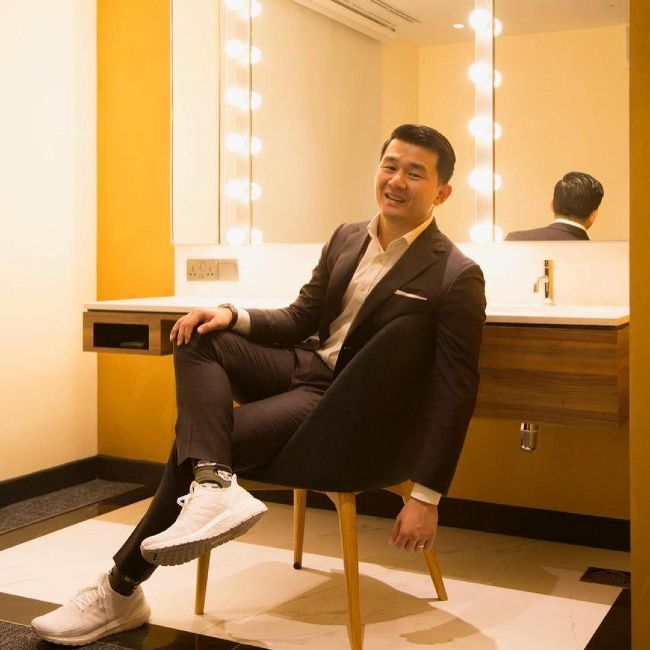 Ronny Chieng as seen in December 2019