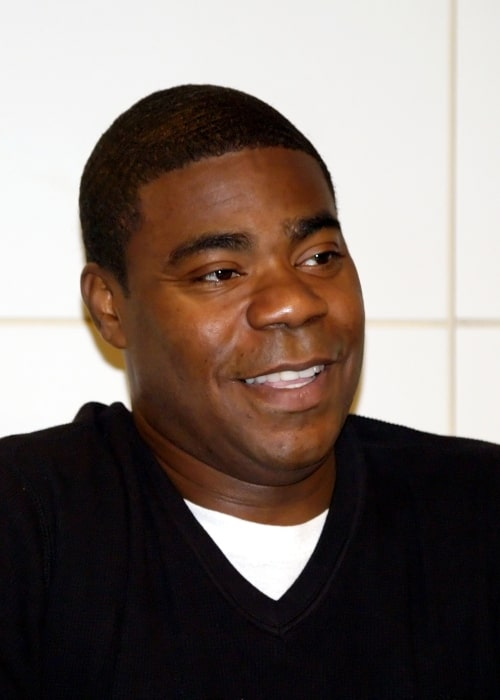 Tracy Morgan as seen in a picture that was taken at New York City's Union Square Barnes & Noble to discuss his 2009 book I Am the New Black on October 22