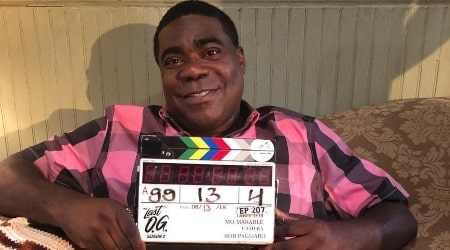 Tracy Morgan Height, Weight, Age, Body Statistics