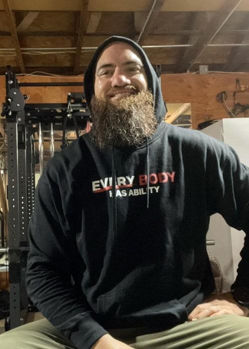 Travis Browne as seen in an Instagram Post in March 2021