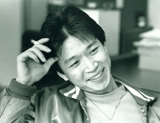 Tzi Ma pictured in the late 1970s in San Francisco, California