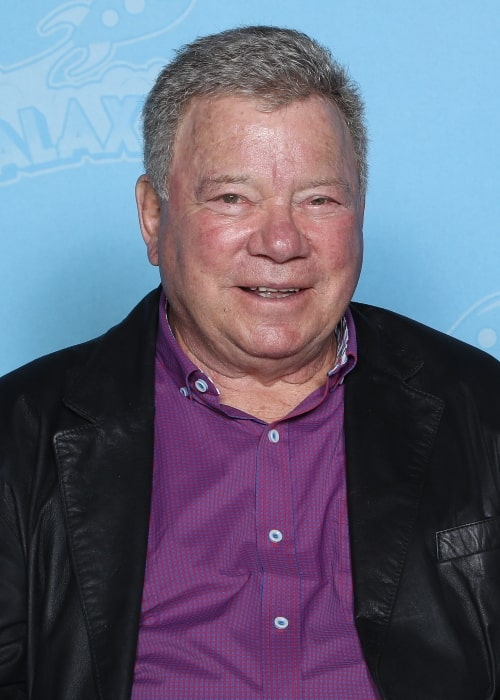 William Shatner as seen at GalaxyCon Richmond in 2020