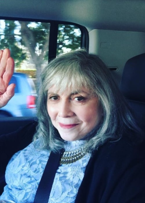 Anne Rice as seen in an Instagram Post in December 2017